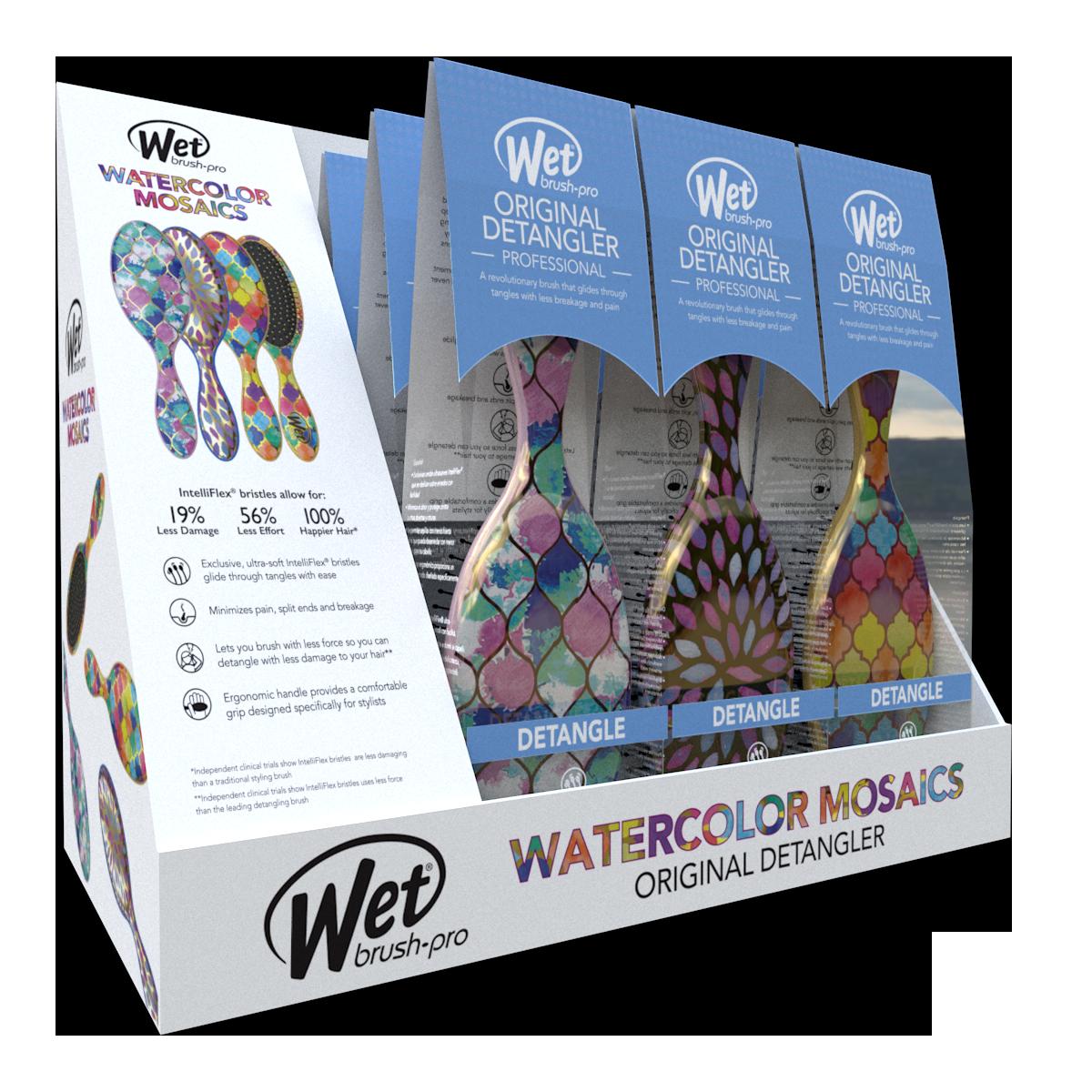 rocky bracero online portfolio - WetBrush PDQ Display Designs