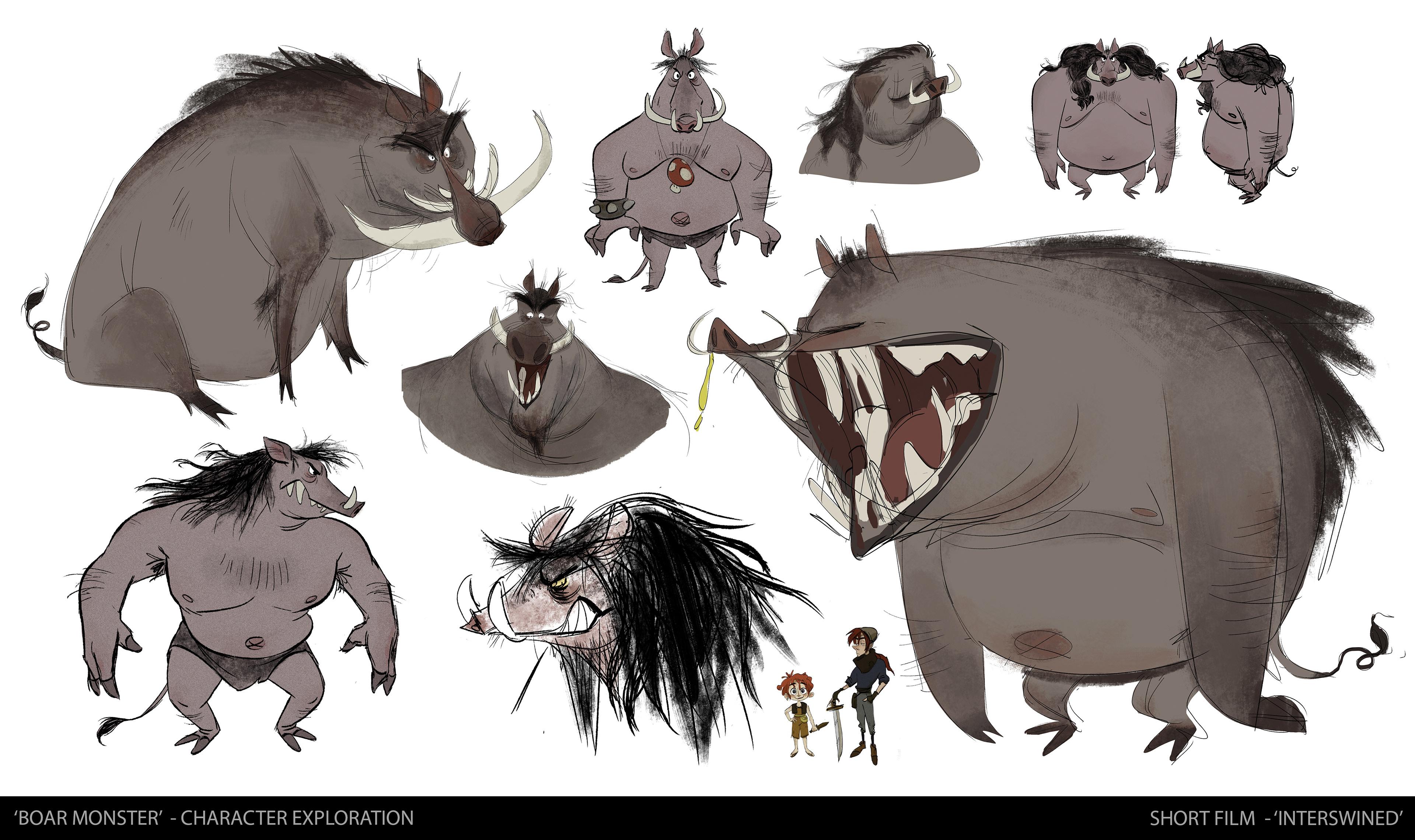 Best Character Design Portfolio : Ruby xia character design portfolio