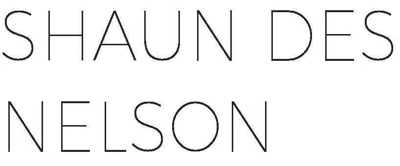 Shaun Des Nelson