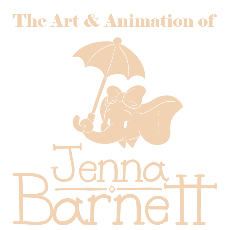 The Art & Animation of Jenna Barnett
