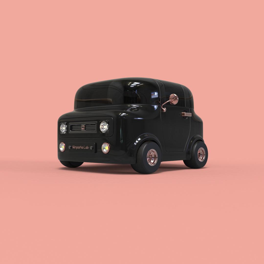 Cube Car