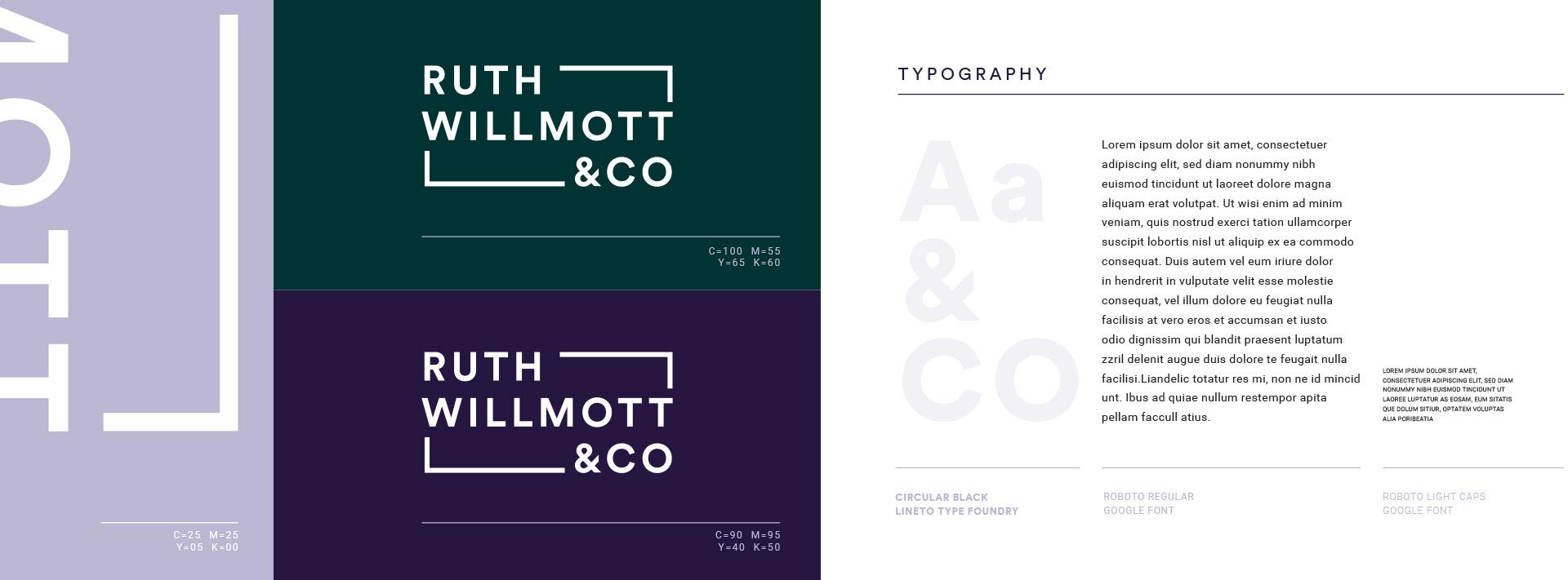 First Lights Design - RUTH WILLMOTT — GARDEN DESIGNER IDENTITY