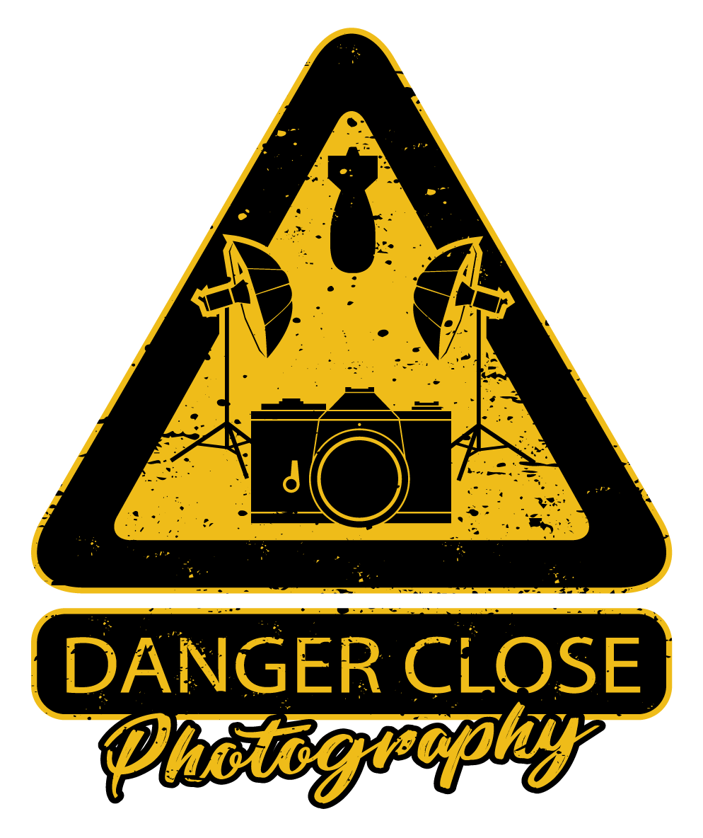 Danger Close Photo Logo