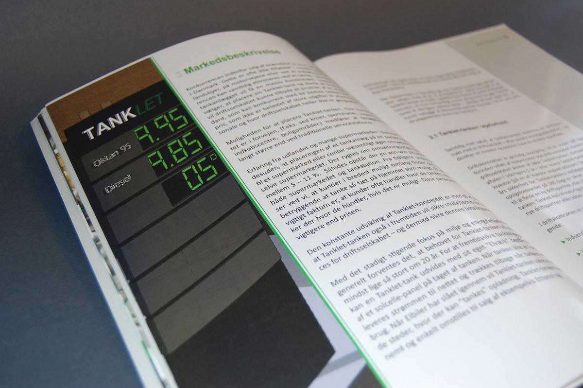 Kristin Sørum - TANKLET Company Brochure