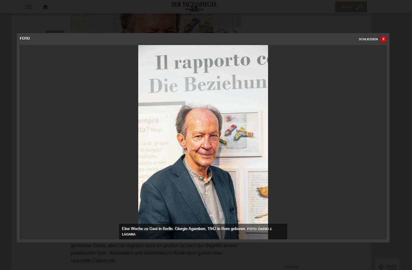 Dario J Laganà Photography News