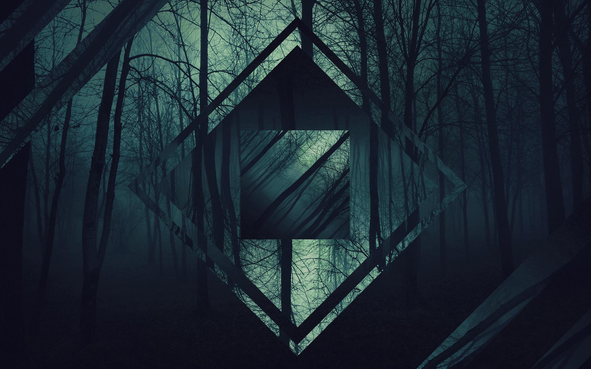 Julian Koren Dark Forest Wallpaper