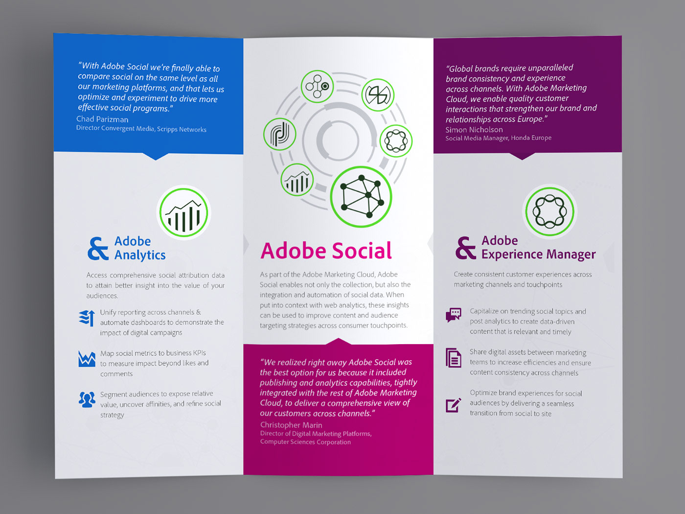 jessica thrahser adobe marketing materials