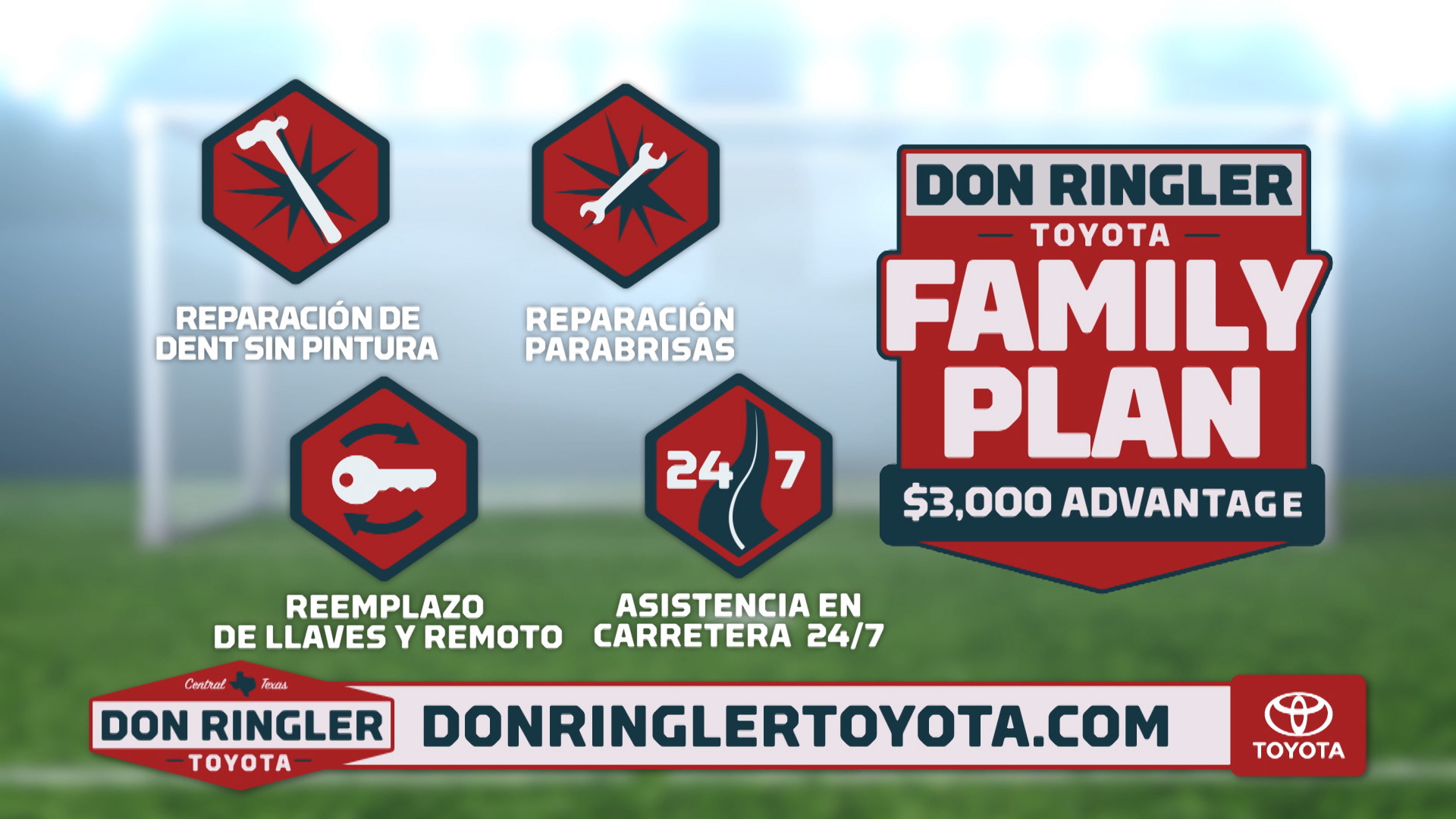 Don Ringler Toyota World Cup