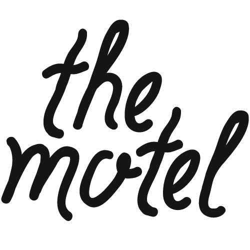 The Motel - Illustration, Graphic Design and Lettering in South Africa