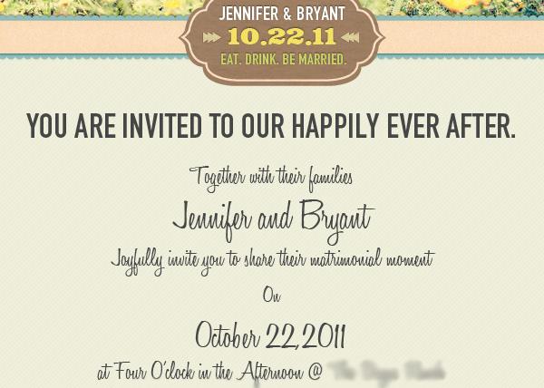 vincent valentino - Email Wedding Invitations