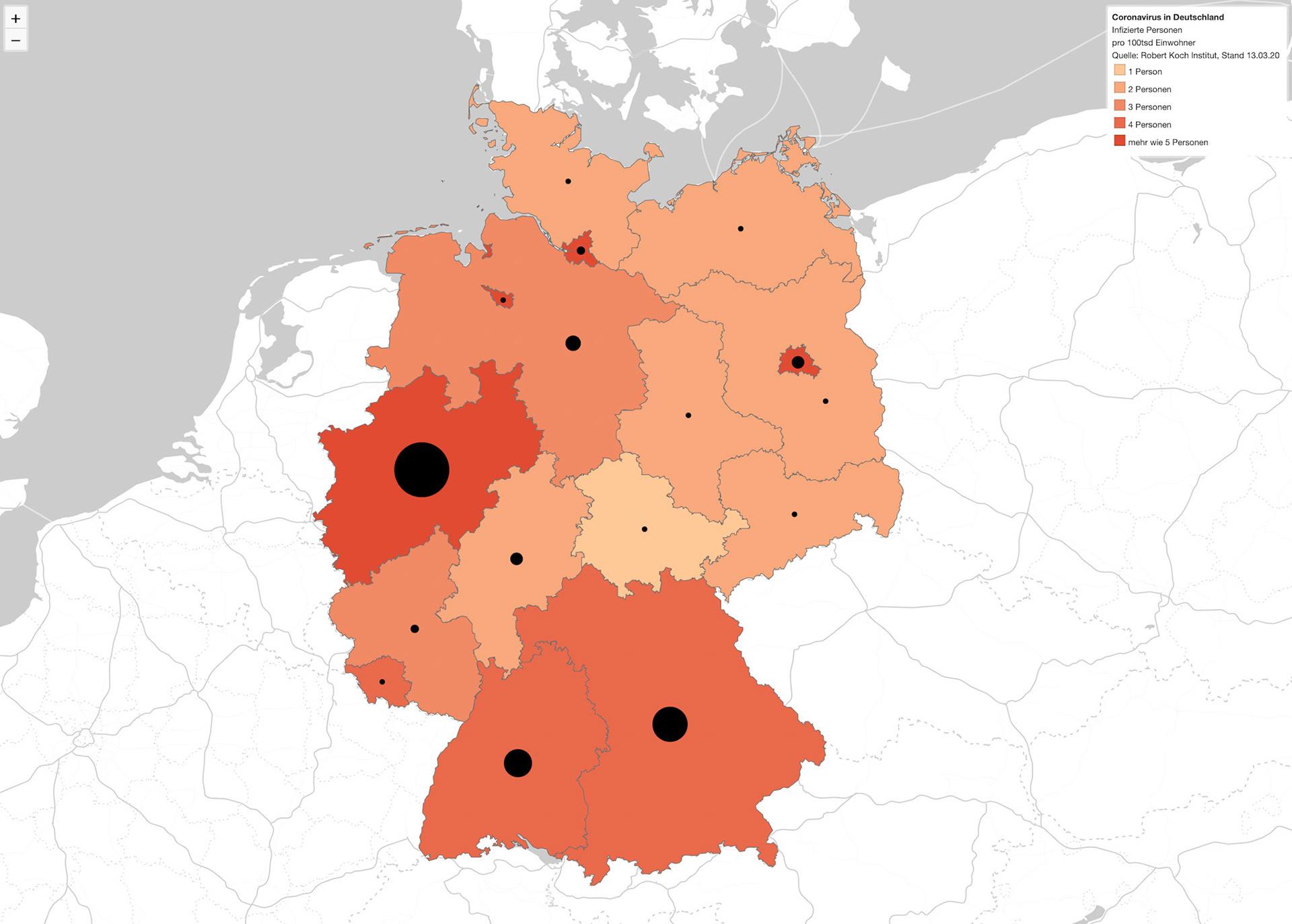 thematische karte deutschland MOHRI MAPS   Kartographische Werkstatt   Lars Mohri   Thematische