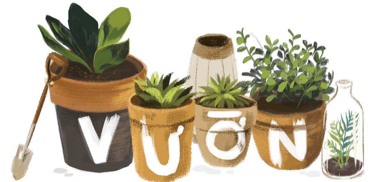 Vuon Illustration