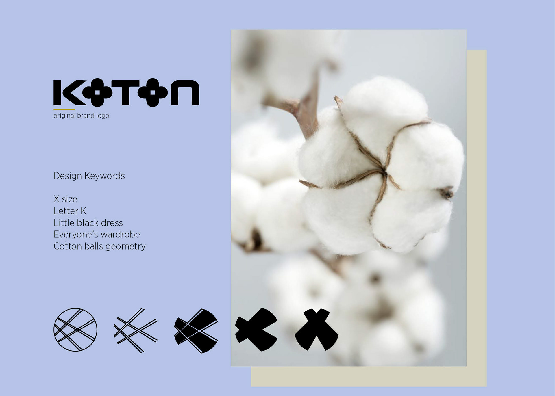 Cigdem Demir Koton Logo Re Design