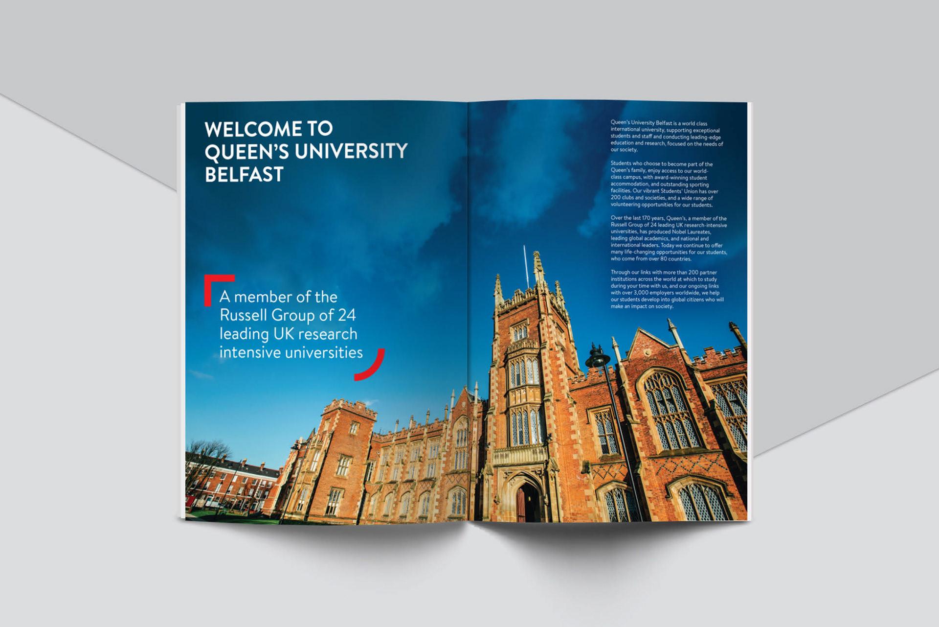 Darragh Neely Design - Queen's University