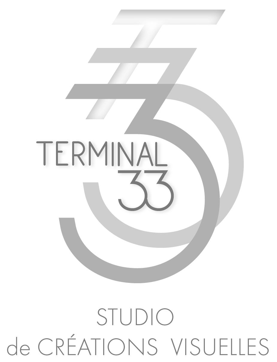 Terminal 33    Studio de Créations Visuelles