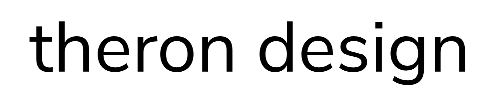 theron design logo