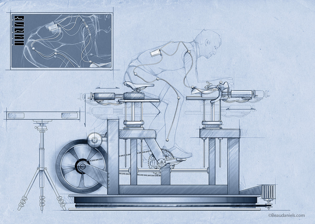 Technical illustration beau and alan daniels blueprint style blueprint style infographics malvernweather Gallery