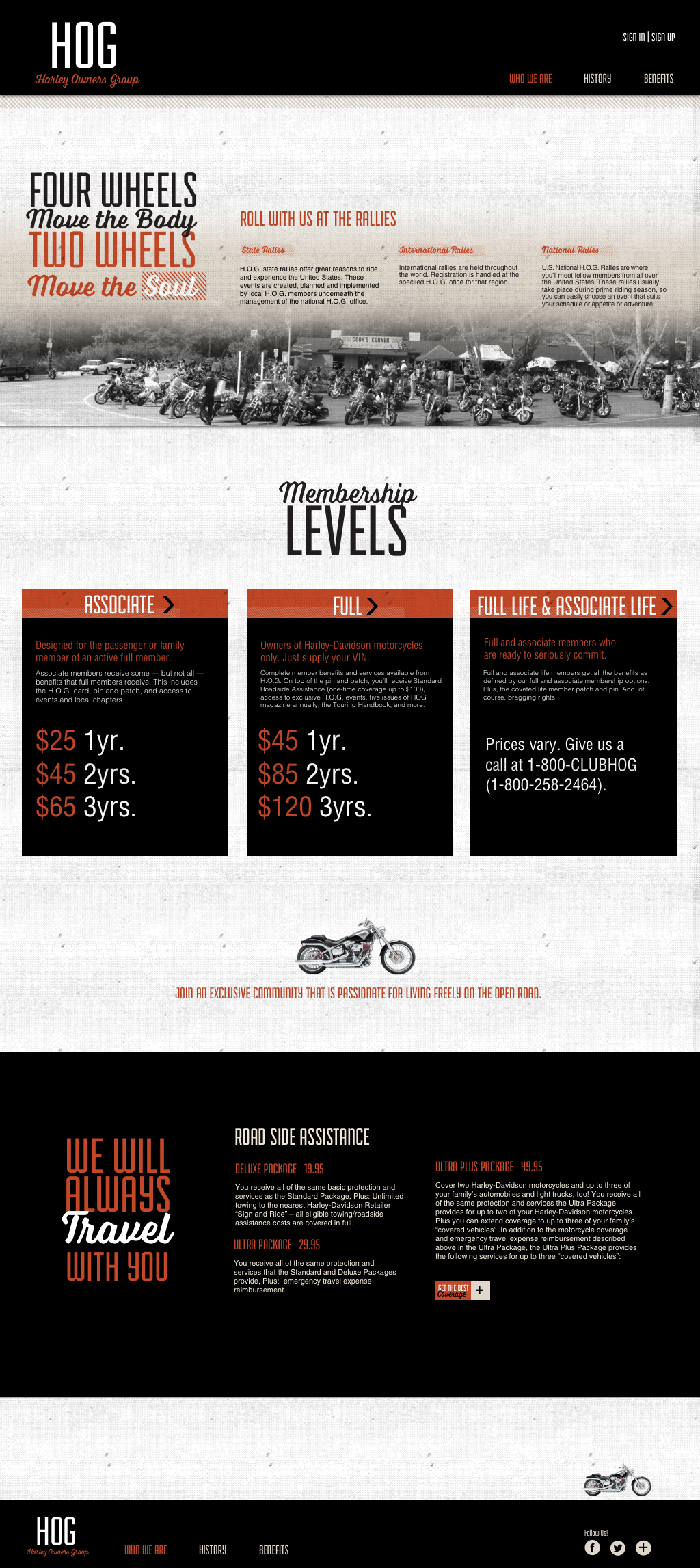 Danielle Demme - Harley Davidson Membership Kit