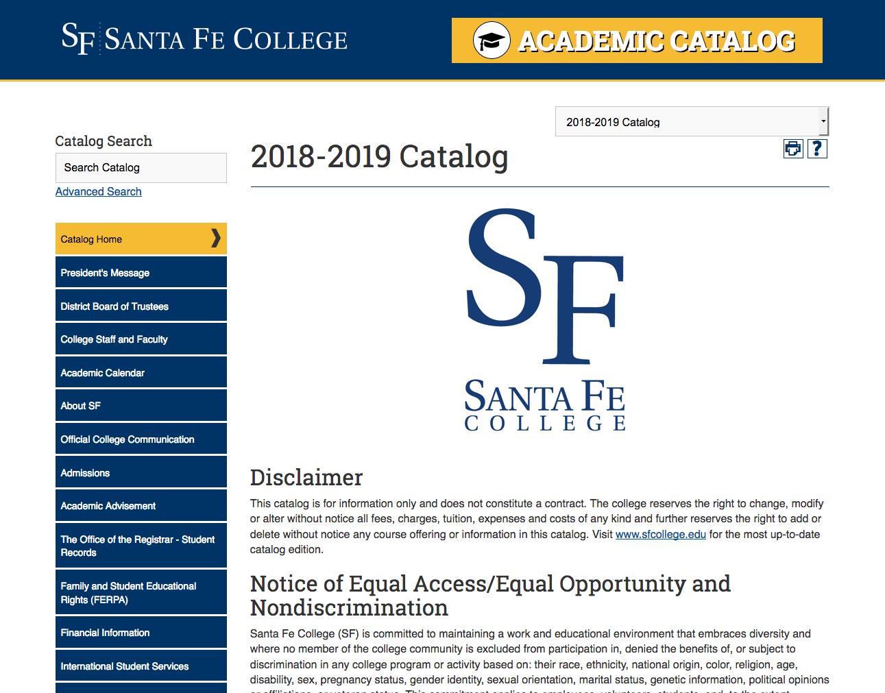 RT's Portfolio - Santa Fe College