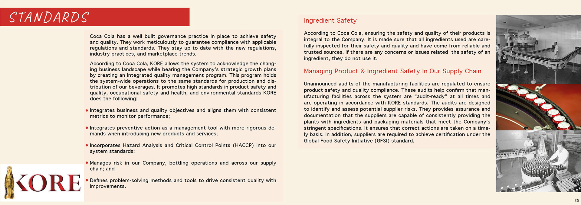 Strategic Management Plan Of Coca Cola