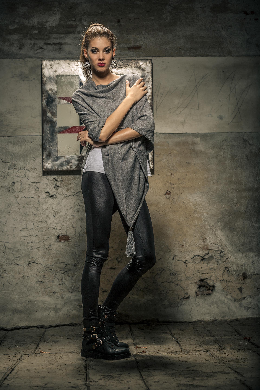 Small Aperture Fashion Photoshooting