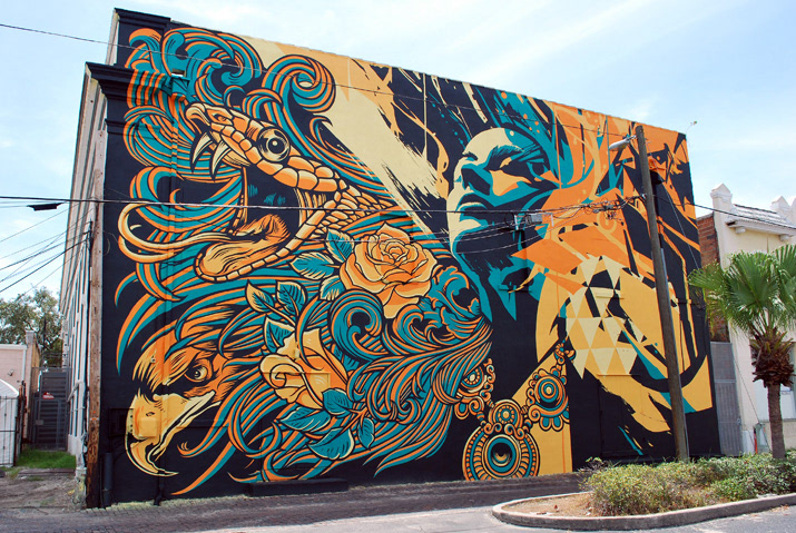 official palehorse portfolio pale horse x tes one state theatre mural
